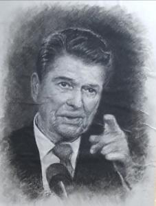 Portrait Rivera Fine Art Reagan