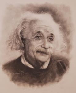 Portrait Rivera Fine Art Einstein